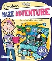 Télécharger ebook gratuit Amelia's maze adventure