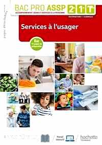 Télécharger ebook gratuit Bac Pro ASSP 2de, 1re, Tle – Services à l'usager