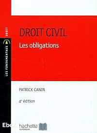 Télécharger ebook gratuit Droit civil – Les obligations