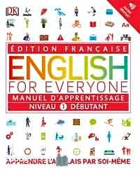 Télécharger ebook gratuit English for Everyone Niveau 1 débutant – Manuel d'apprentissage