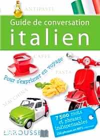 Télécharger ebook gratuit Guide de conversation italien
