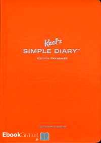 Télécharger ebook gratuit Keel's Simple Diary (Orange) – Premier volume