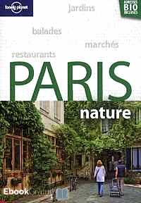 Télécharger ebook gratuit Paris nature