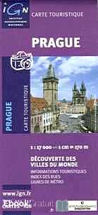 Télécharger ebook gratuit Prague – 1/17 000