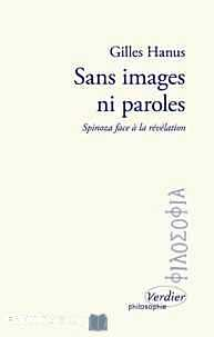 Télécharger ebook gratuit Sans images ni paroles – Spinoza face à la révélation