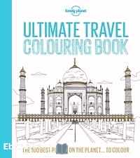 Télécharger ebook gratuit Ultimate Travelist Colouring Book