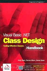 Télécharger ebook gratuit Visual Basic .NET Class Design Handbook