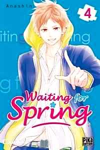 Télécharger ebook gratuit Waiting for spring Tome 4