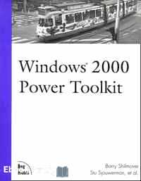 Télécharger ebook gratuit Windows 2000 Power Toolkit. With CD-ROM