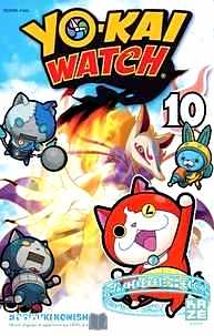 Télécharger ebook gratuit Yo-Kai Watch Tome 10