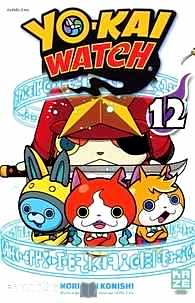 Télécharger ebook gratuit Yo-Kai Watch Tome 12