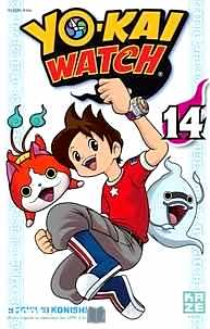 Télécharger ebook gratuit Yo-Kai Watch Tome 14