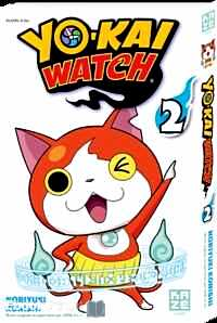 Télécharger ebook gratuit Yo-Kai Watch Tome 2 (- Avec 5 stickers Yo-Kai Watch)
