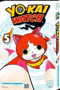Télécharger ebook gratuit Yo-Kai Watch Tome 5 (- Avec 1 poster Yo-Kai Watch !)