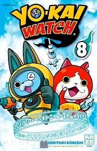 Télécharger ebook gratuit Yo-Kai Watch Tome 8